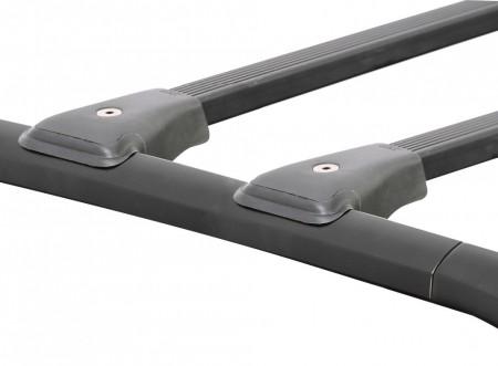 Prorack X-bar takstativ til Volvo V70/XC70 rail 97-07 -  Komplett sett X55
