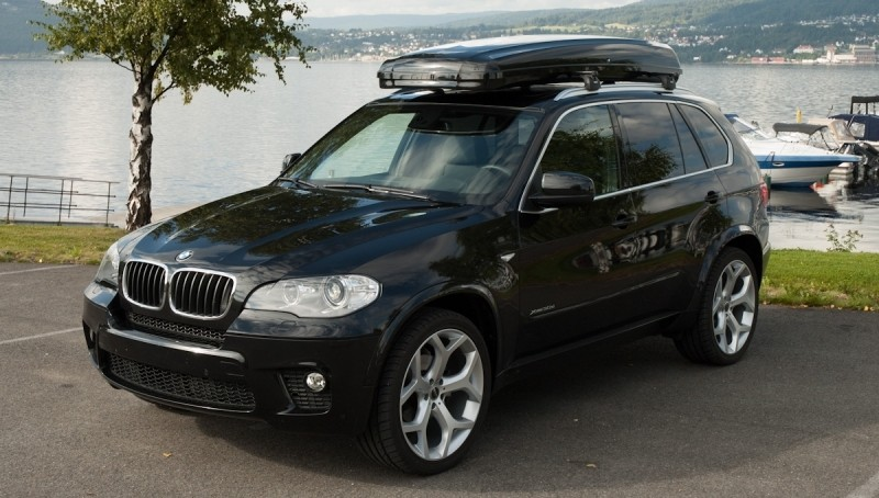 Roof Box For X5