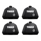 Thule Evo Raised Rail 7104 - 4 stk thumbnail