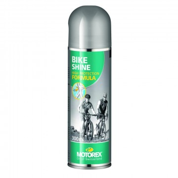 Motorex, Bike Shine, sykkelpolish, 300 ml