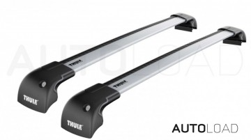 Thule Wingbar Edge Flush/Fix - CLA, 4-dr sedan, 2013-2018