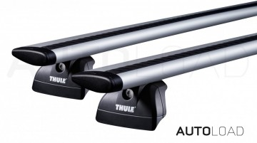 Thule 751 WingBar takstativ - Komplett - Berlingo 4/5dr Van 2008-2018 Fixed Points
