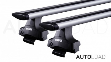 Thule 754 Wingbar takstativ - Komplett - Ford Grand Toureno Connect 5dr MPV 14+