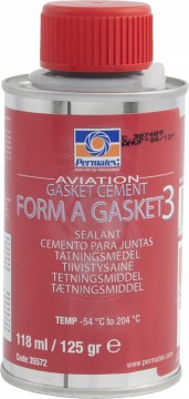 Permatex Aviation Form-A-Gasket No. 3