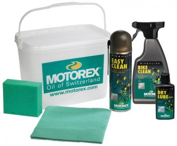 Motorex, Bike Cleaning Kit, vaskekit