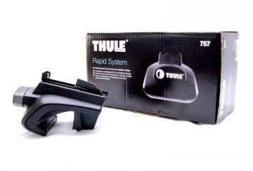 Thule 757 Rapid Fotsett - For biler med takrails