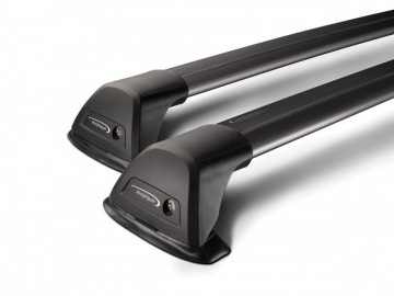Whispbar Flush takstativ SORT til Ford Edge SUV 15+ med glasstak (S28WB/K1055W)