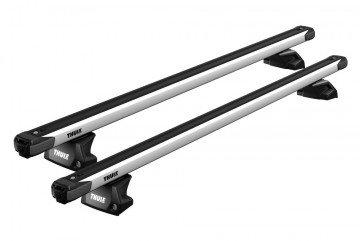 Thule 7106 SlideBar 127 komplett takstativ - Focus Active 5dr Estate (IR) 19+