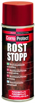 CorroProtect Rust-Stopp Rød spray
