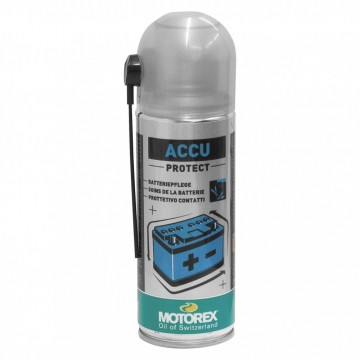 Motorex Accu Protect Spray, 200 ml