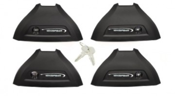 SP108 WHD Bar Whispbar Covers (SKS locks) x4