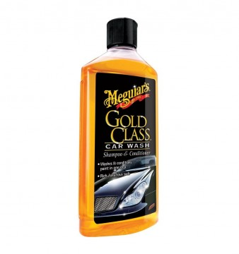 Meguiar´s Gold Class™ Car Wash Shampoo and Conditioner