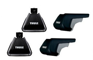Thule 4901 - Intracker Fotsats til rails