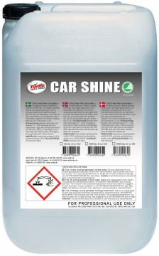 Turtle Wax Pro Car Shine 25L