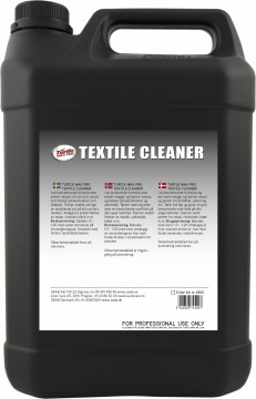 Turtle Wax Pro Textile Cleaner 5L