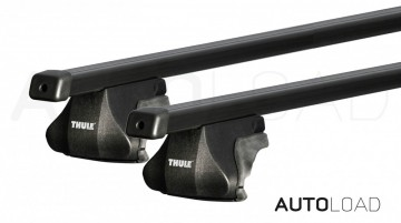 Thule 784 Smart Rack - Tourneo Courier 13+ Med rail