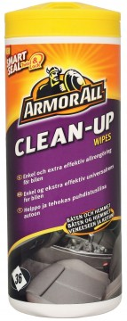 ARMOR ALL Clean Up Wipes
