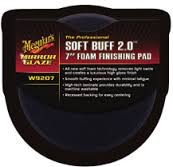 Meguiar´s Softbuff Foam Cutting Pad sort