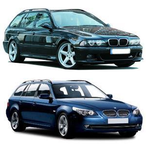 BMW 5 STV 5dr (RR) 97-09