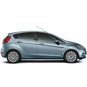 Fiesta 5dr Hatch (CM) 08-17