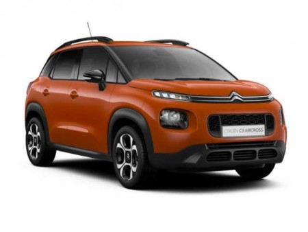 C3 Aircross 5dr SUV (RR) 18+