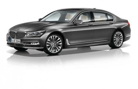 BMW 7 series G11, 5dr Sedan (FP) 16+