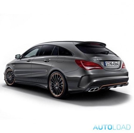 CLA Shooting Brake 5dr STV (FP) 15+