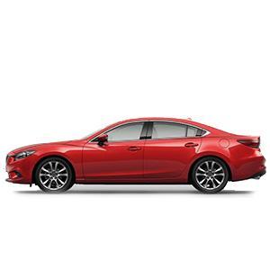 Mazda 6 Sedan 5dr (FP) 13+