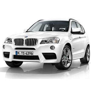 BMW X3 5dr SUV (IR) 10-17