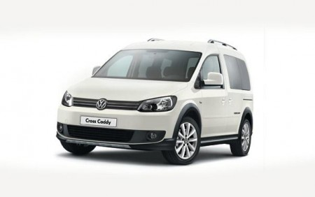 Caddy Cross 4dr 04-15