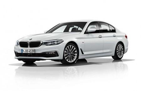 BMW 5 series G30, 4dr Sedan (FP) 17+