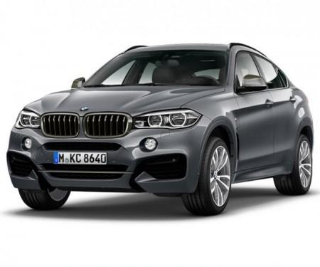BMW X6 (IR) 15-19