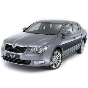 Superb 4dr Sedan (CM) 08-15
