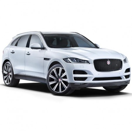 F-Pace 5dr SUV 16+