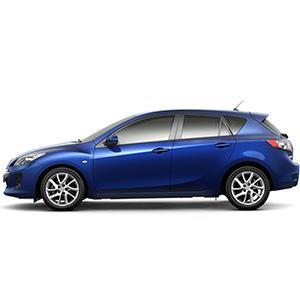 Mazda 3 SIV 5dr (FP) 04-13