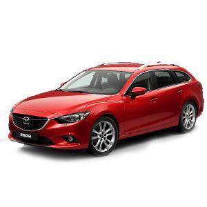 Mazda 6 STV 5dr (RR) 13+