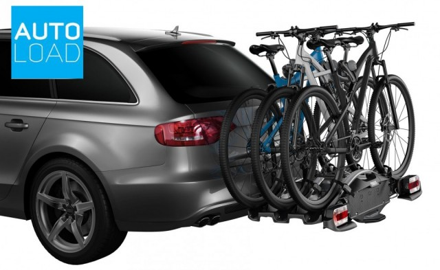 Thule VeloCompact 927 - For 3 sykler