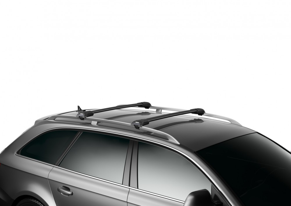 Thule Edge WingBar BLACK